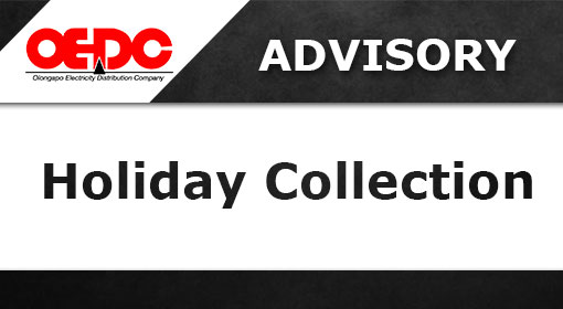 Advisory-Holiday